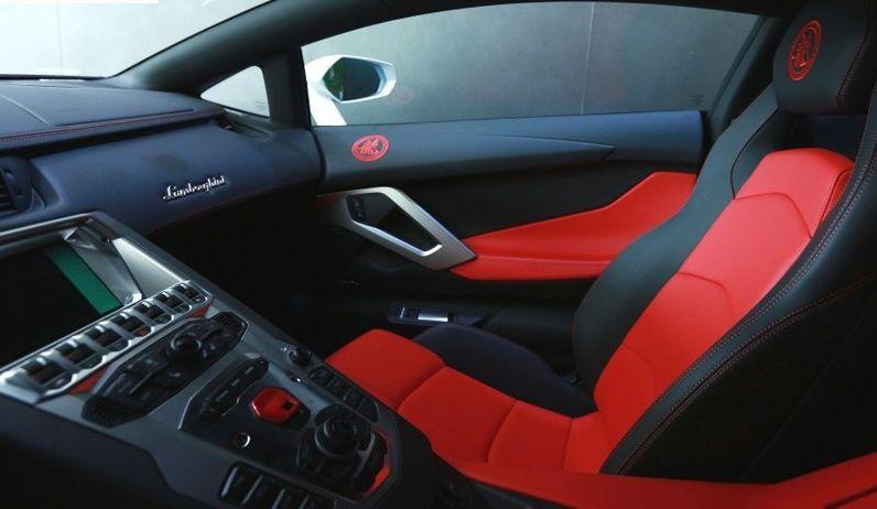 Lamborghini Aventador Jackie Chan (2)