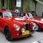 Lancia Aurelia B24 GT et Fulvia HF, une époque révolue...