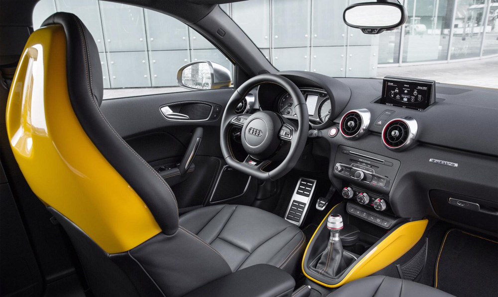 audi s1 cockpit