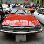 V6 Maserati pour la SM, qui flirte avec les 230 km/h...