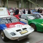 Dessin de Tom Tjaarda, V8 Ford : la De Tomaso Pantera est une italienne au coeur américain.