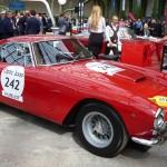 Quoi de plus sublime que le profil d'une 250 GT châssis court ?