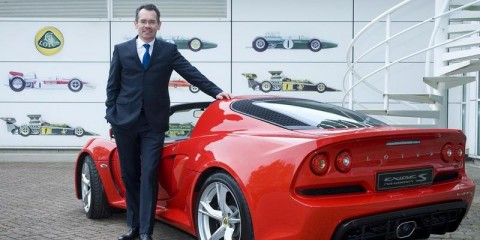 Jean-Marc Gales_CEO of Group Lotus plcs