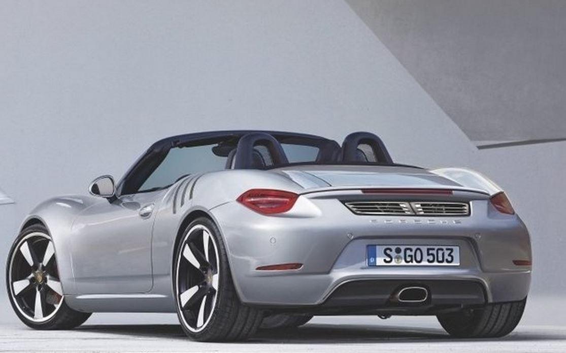 Porsche 718 original