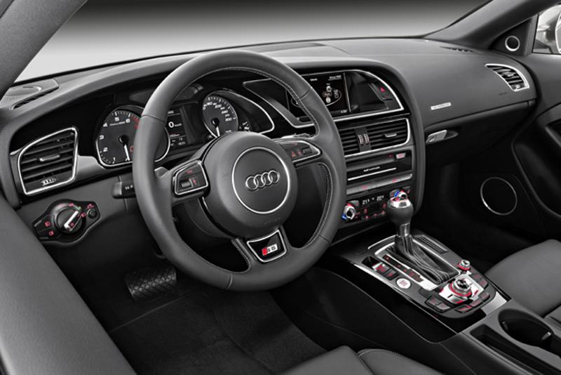 Audi S5/Innenraum