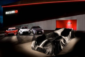 LMP1 Nissan