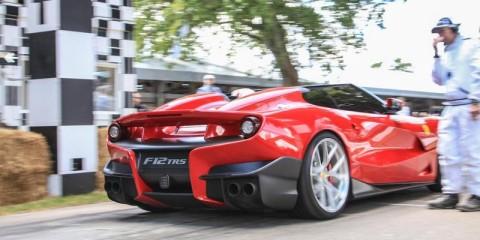 Ferrari F12 TRS at Goodwood 2014 1 (3)