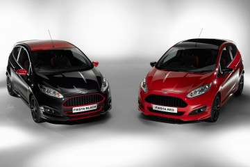 Ford Fiesta Red and Black Editions (1)