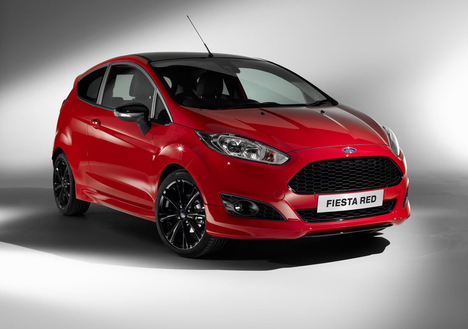 Ford Fiesta Red and Black Editions (3)