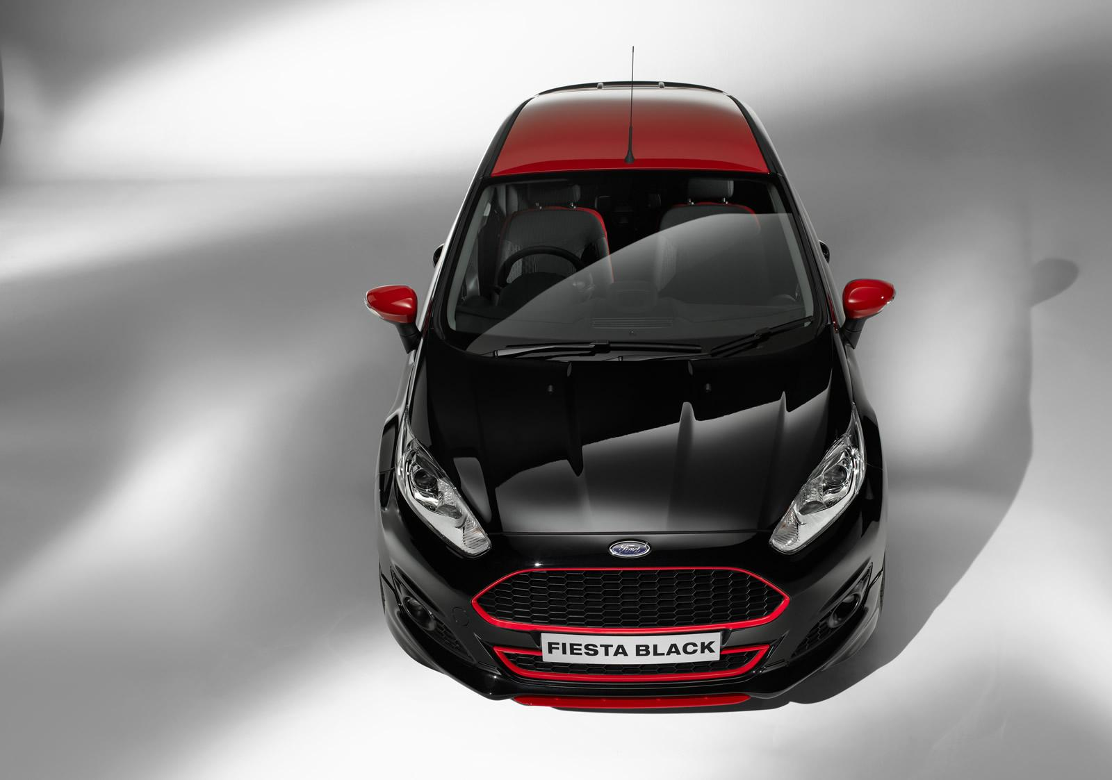 Ford Fiesta Red and Black Editions (4)