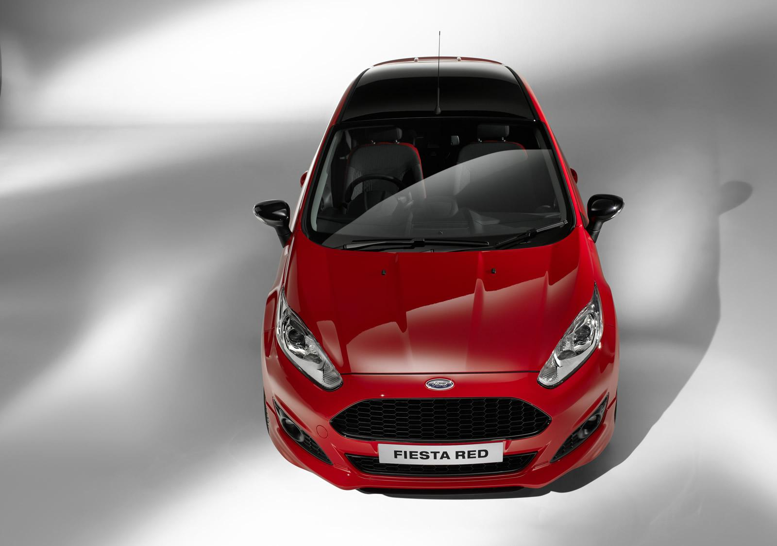 Ford Fiesta Red and Black Editions (5)
