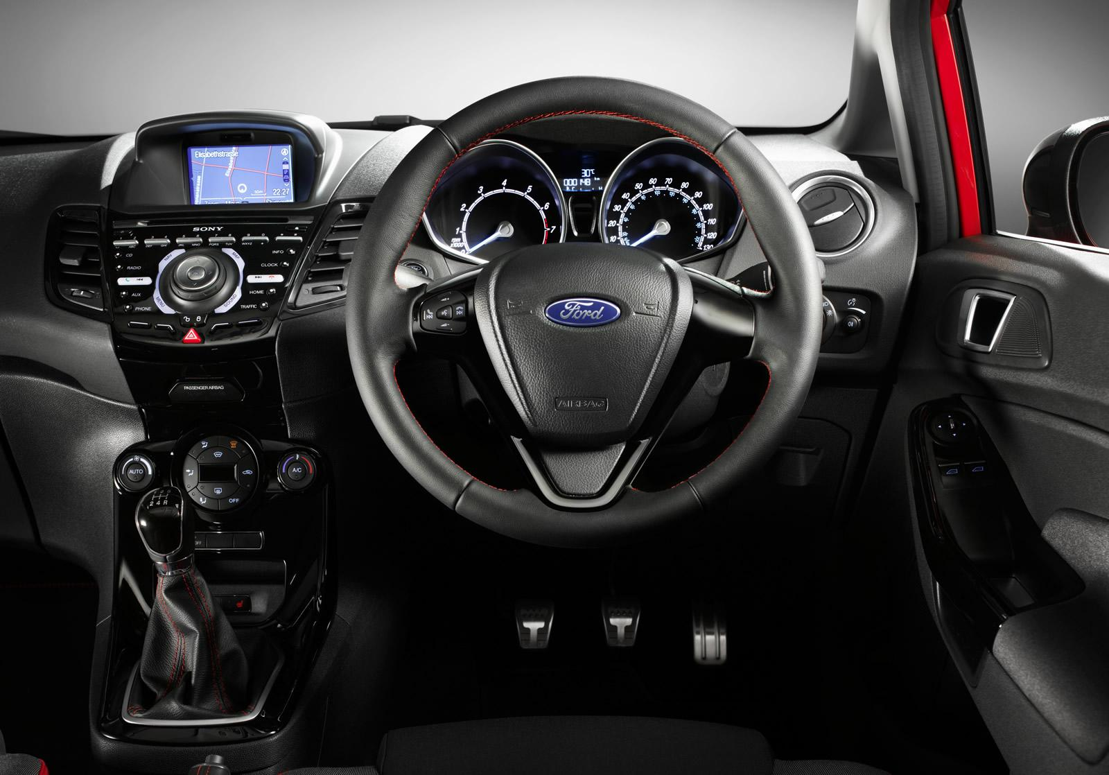 Ford Fiesta Red and Black Editions (6)