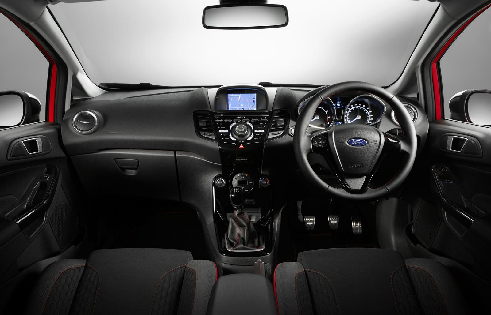 Ford Fiesta Red and Black Editions (7)