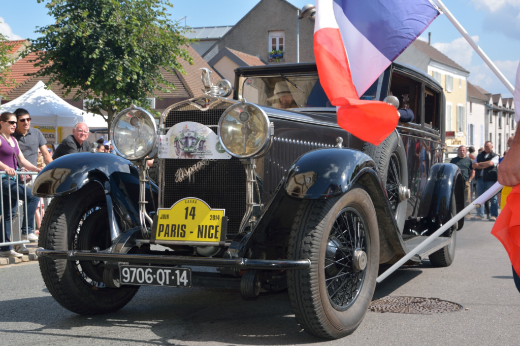 Hispano H6 B Berline Kellner