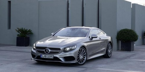 S-Class Coupe image 11