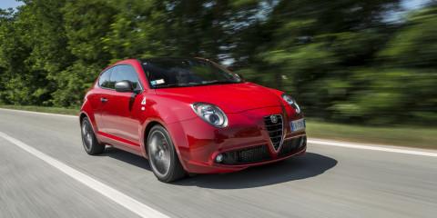 Alfa Romeo Mito quadrifoglio