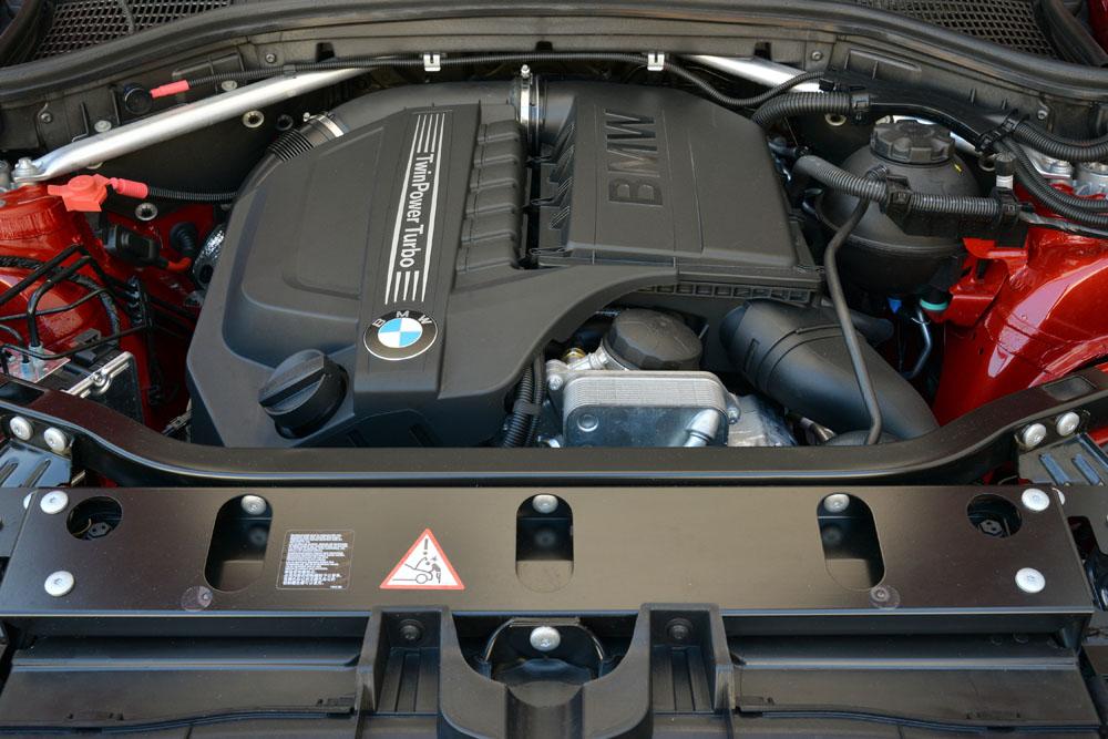 bmw x4 moteur sf