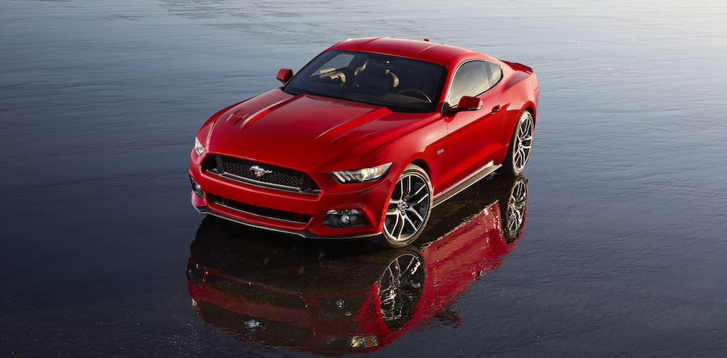 Ford Reveals New Mustang for Europe; Delivers Sleek Design, Advanced Technology and World-Class Performance