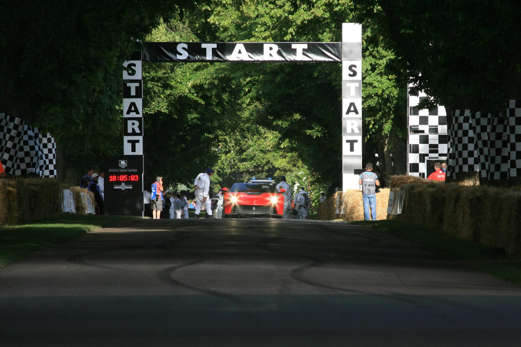 Ferrari F12 TRS at Goodwood 2014 2 (3)