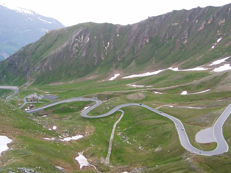 Grossglockner_route
