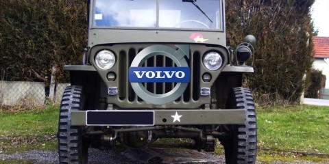 Jeep volvo