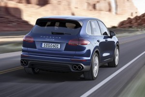 Porsche Cayenne 2015 Turbo front