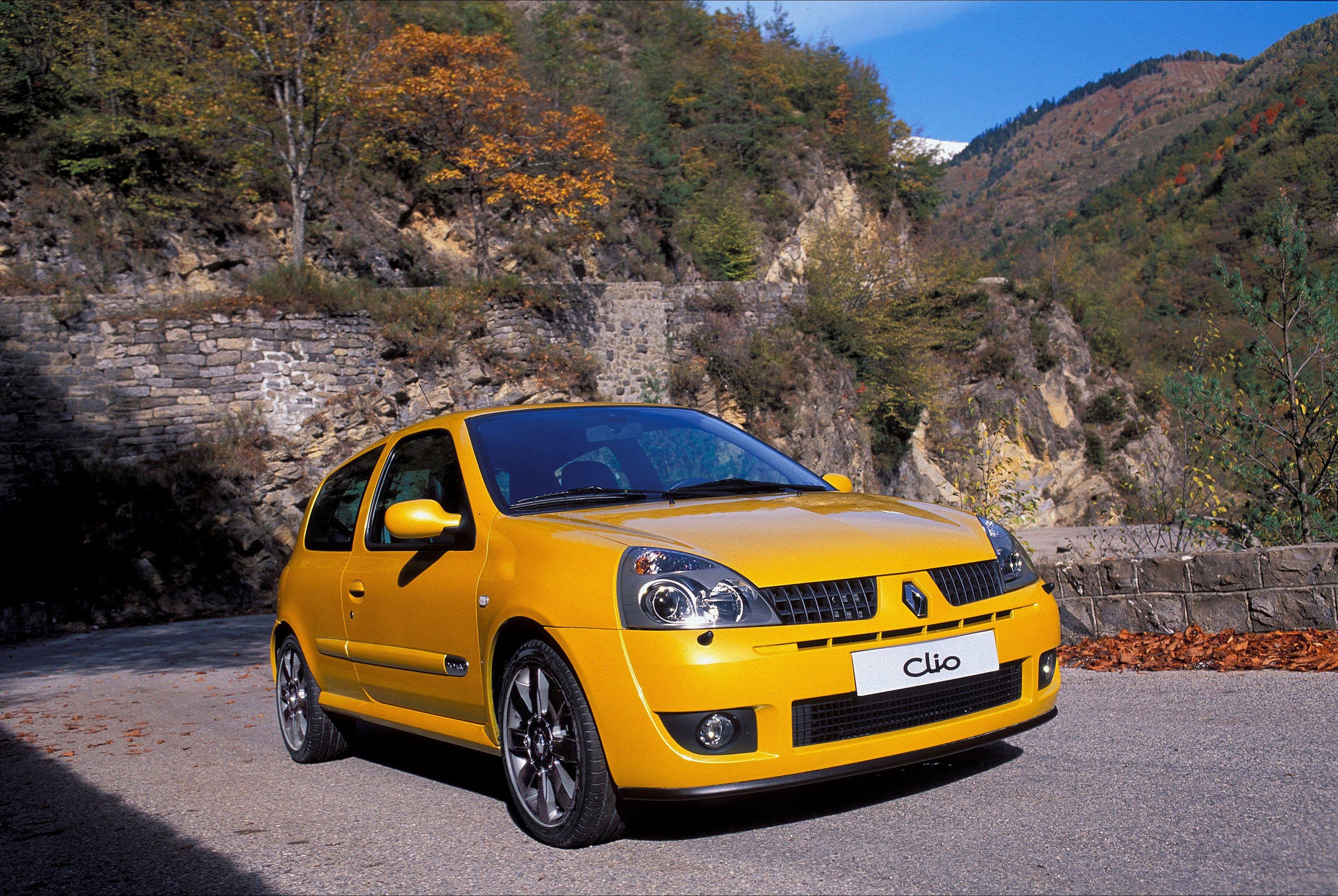Clio RS 2004