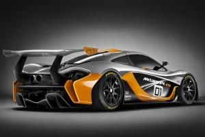 McLaren P1 GTR rear 3_4s