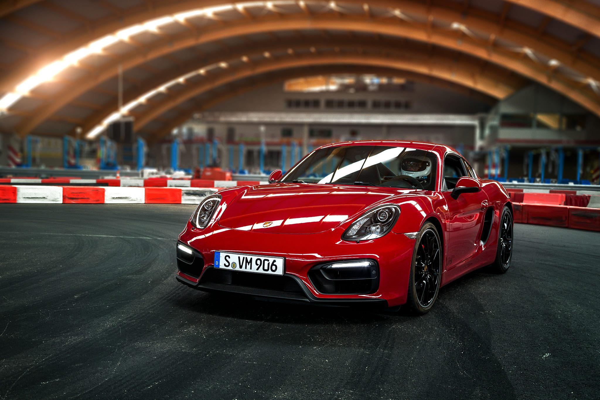 Porsche Cayman GTS (4)