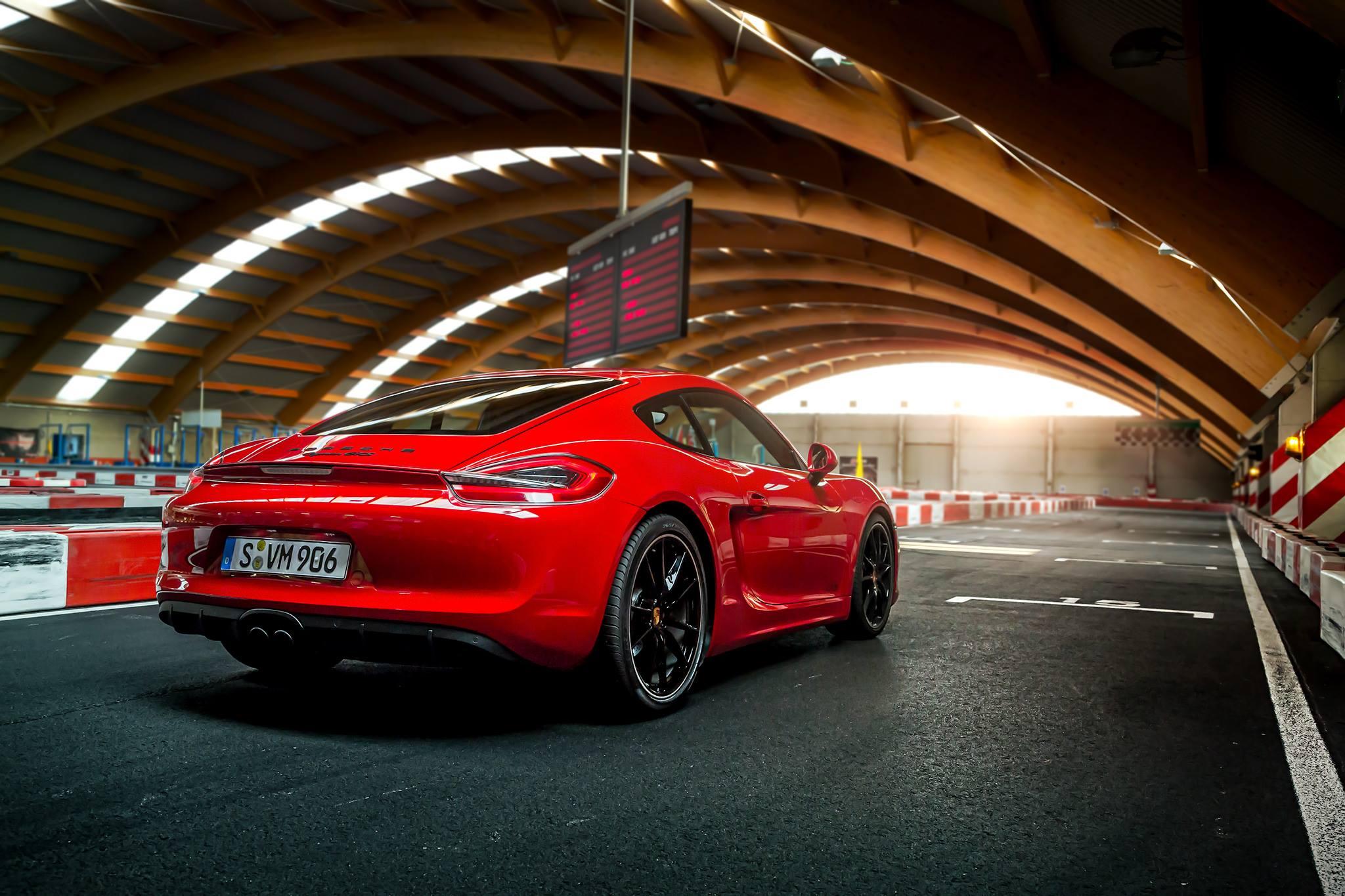 Porsche Cayman GTS (8)