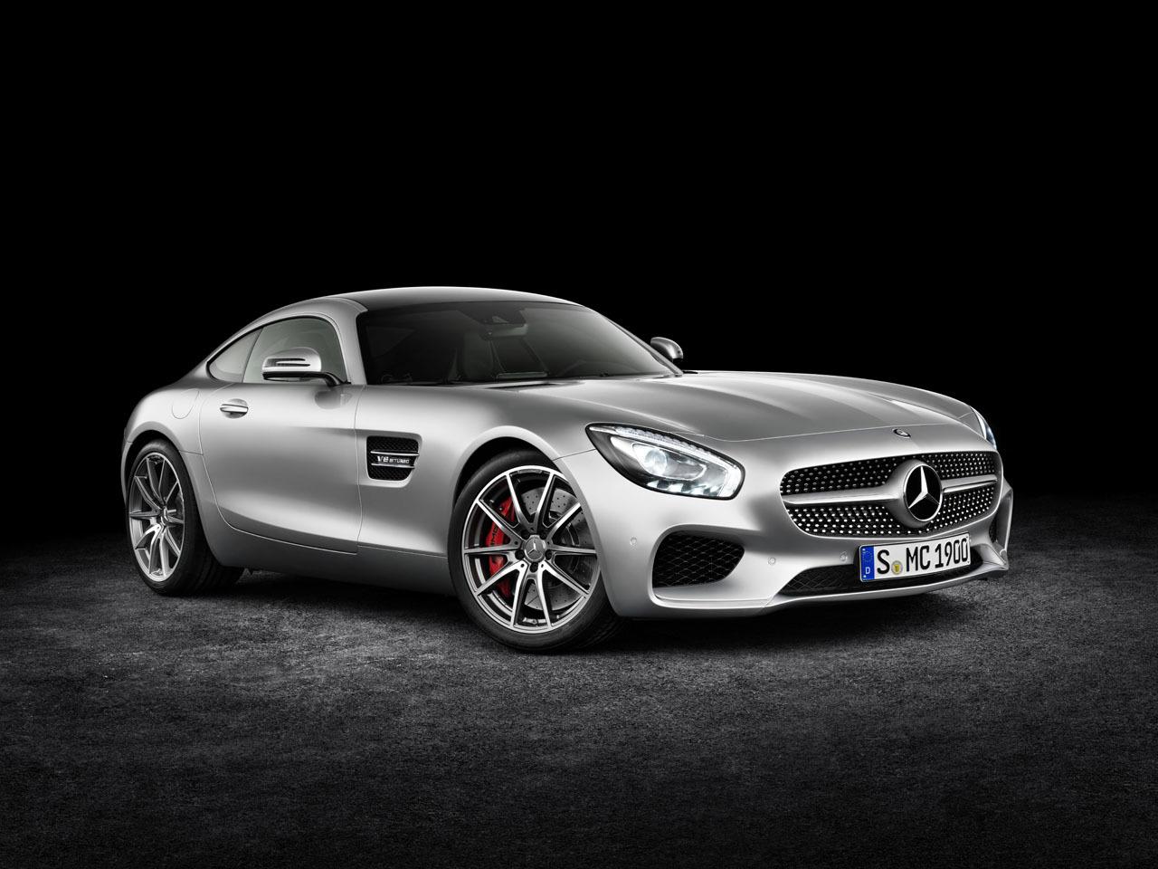 La nouvelle AMG GT.