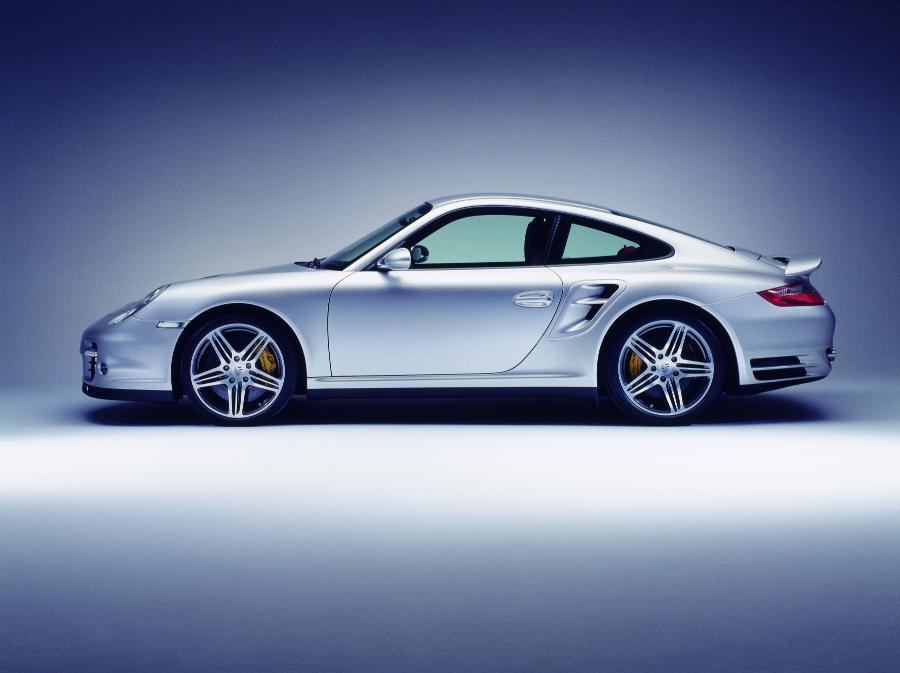 Porsche 997 Turbo