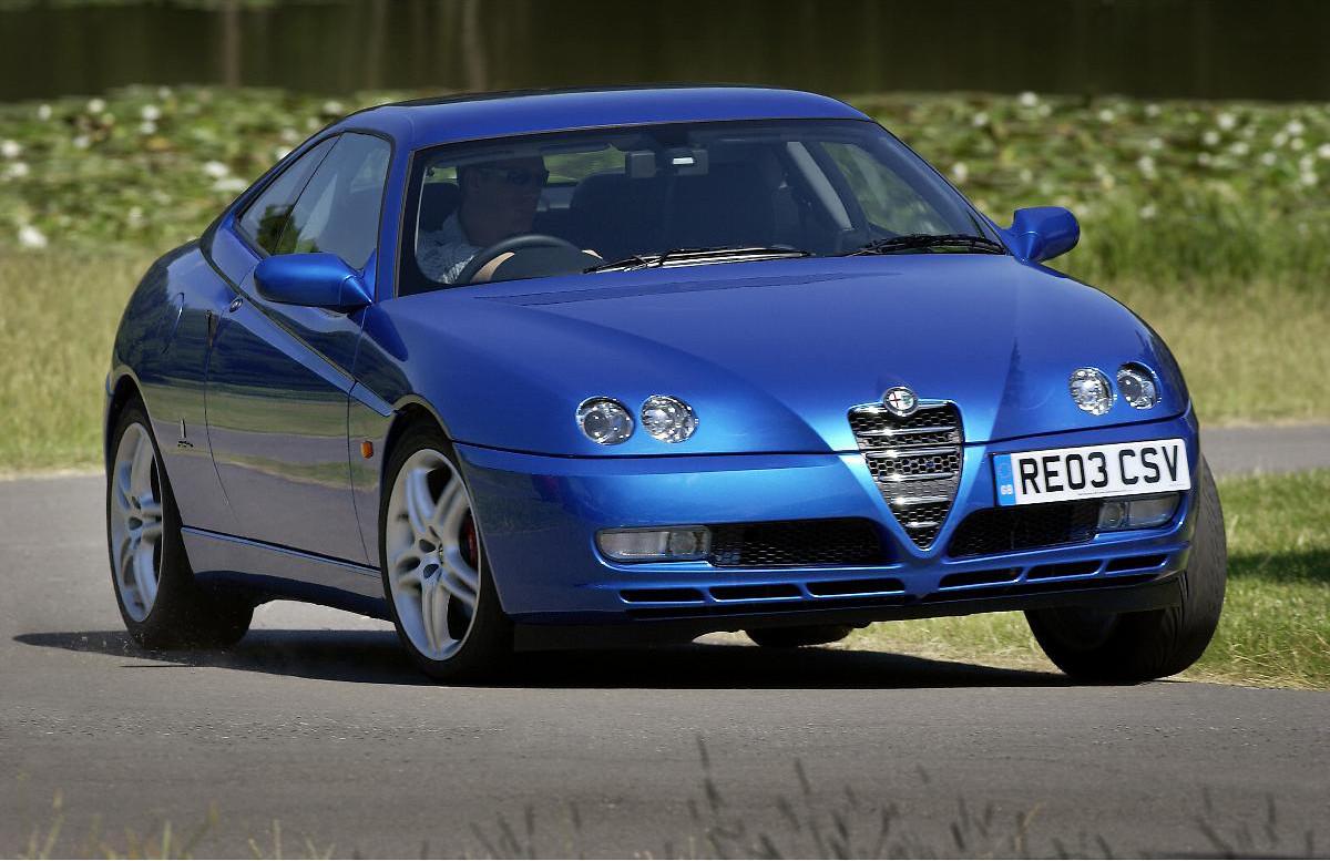 Seules les versions produites entre 2003 et 2005 ont eu droit au V6 3.2 l.