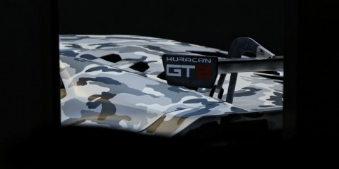 Lamborghini Huracan GT3-0