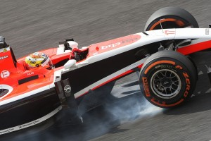 Motor Racing - Formula One World Championship - Japanese Grand Prix - Practice Day - Suzuka, Japan