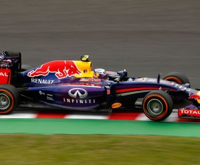 F1 Grand Prix of Japan - Qualifying