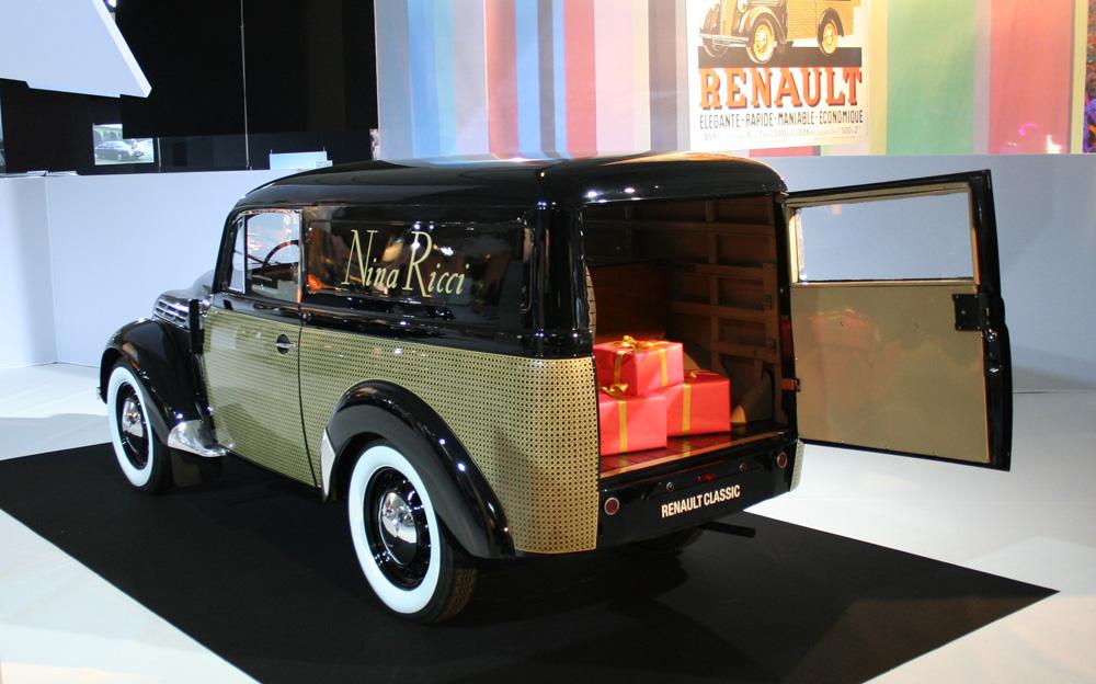 Renault Juva 4 Nina Ricci