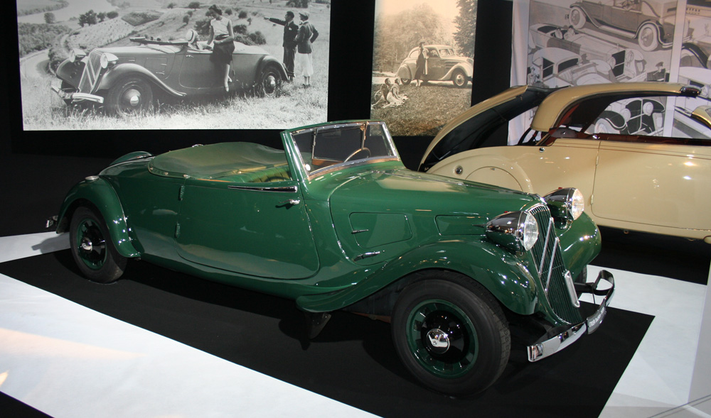 Citroën Traction Roadster