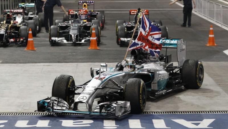 Grand Prix Abu Dhabi (5)