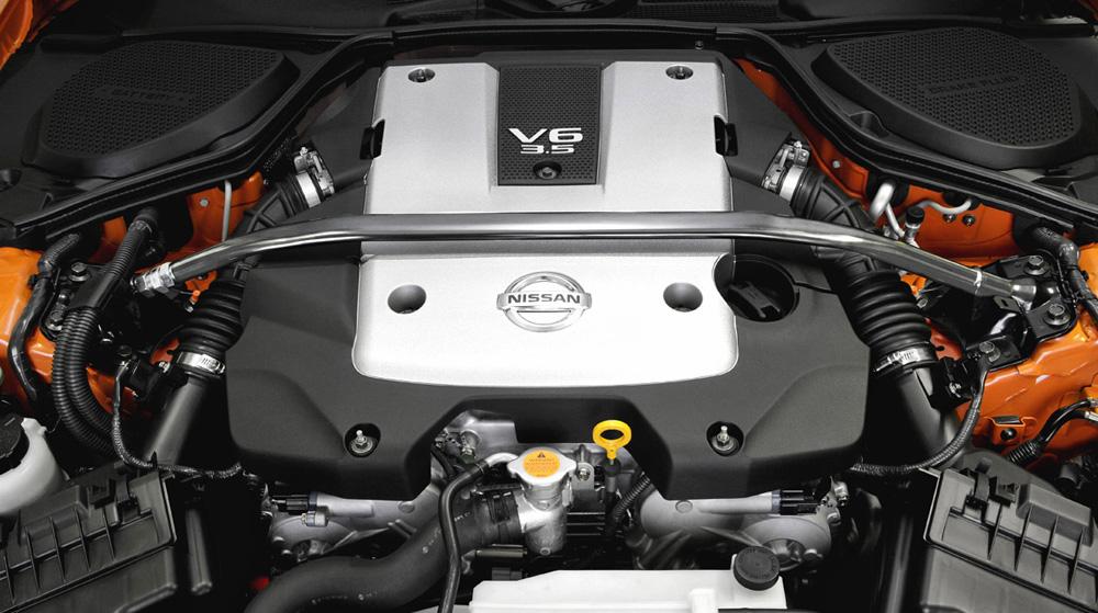 Nissan_350Z_moteur