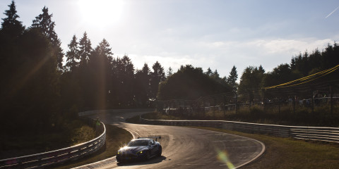 aston nurburgring