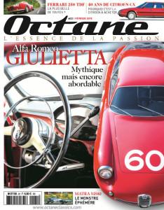 Retour sur la Giulietta. De la Berline au rarissime SZ, Octane a pu essayer toutes les versions, pour vous.