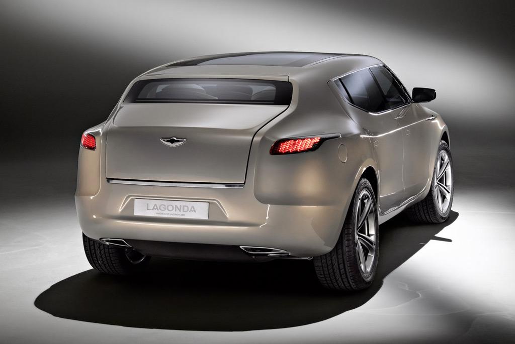 L'avenir d'Aston Martin passera probablement par un SUV de luxe