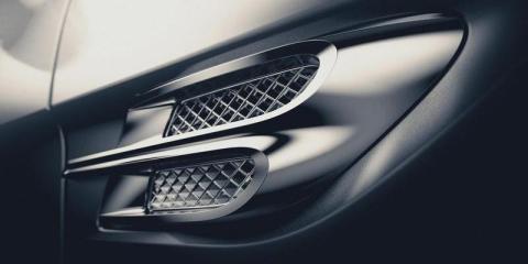 Bentley SUV Wing Ventx