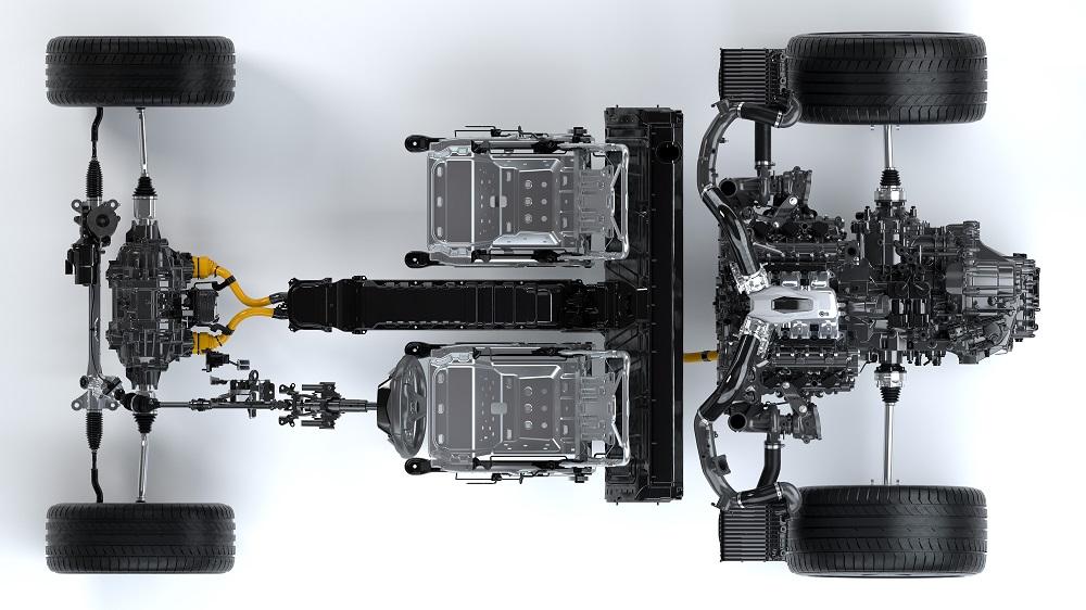honda nsx 2015 chassis