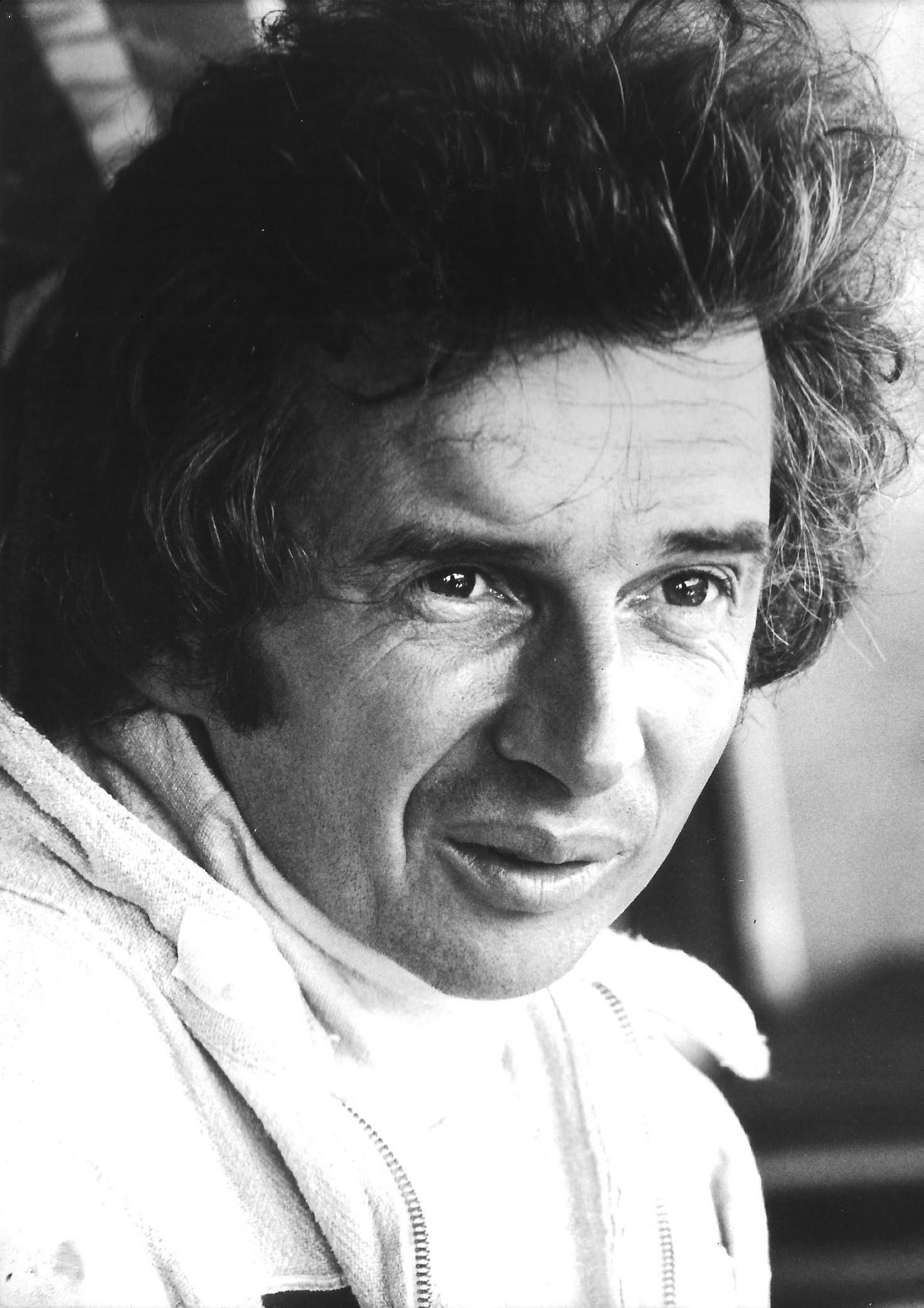 Jean-Pierre Beltoise, et son sourire malicieux...