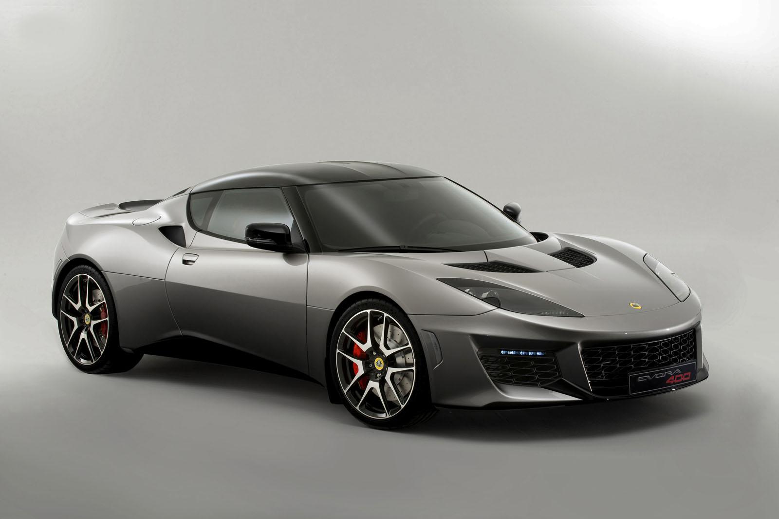 Lotus Evora 400 -1