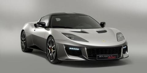 Lotus Evora 400 -2s