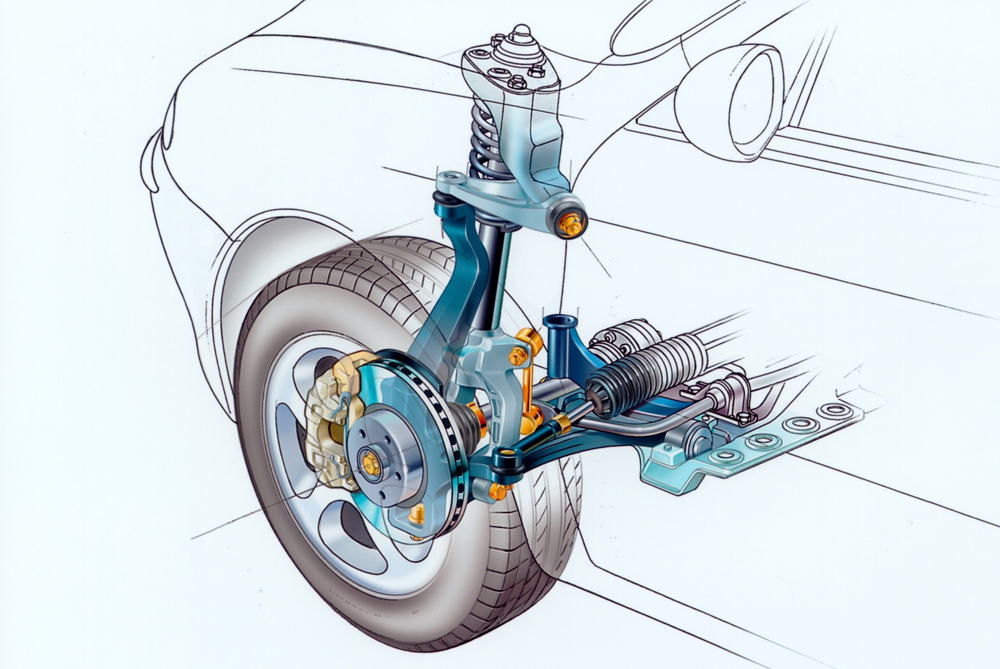 alfa-147-suspension