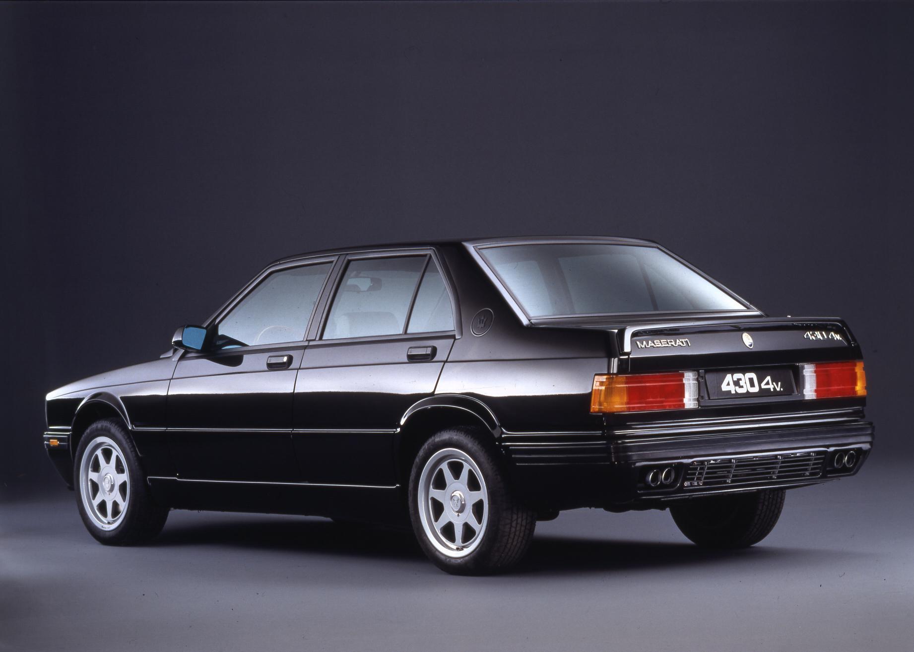 Ne vous fiez pas à cet air de BMW e30 : une 430 4v développe 280 ch !